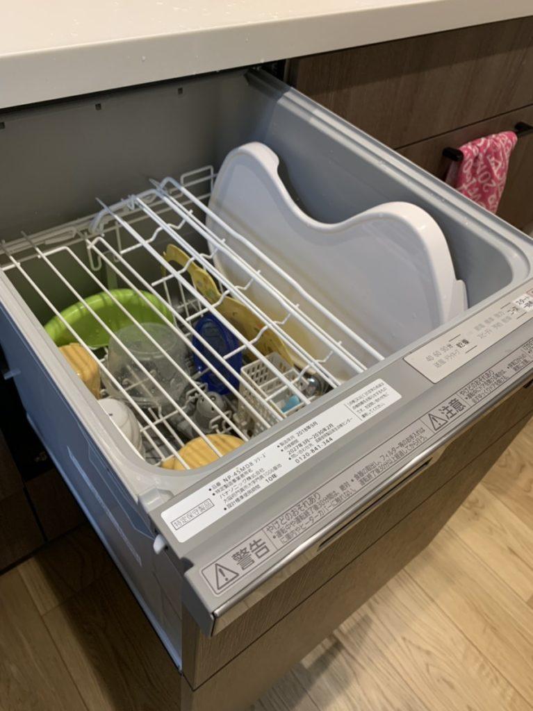 ベビービョルン ハイチェア 食器洗い洗浄機 食洗機