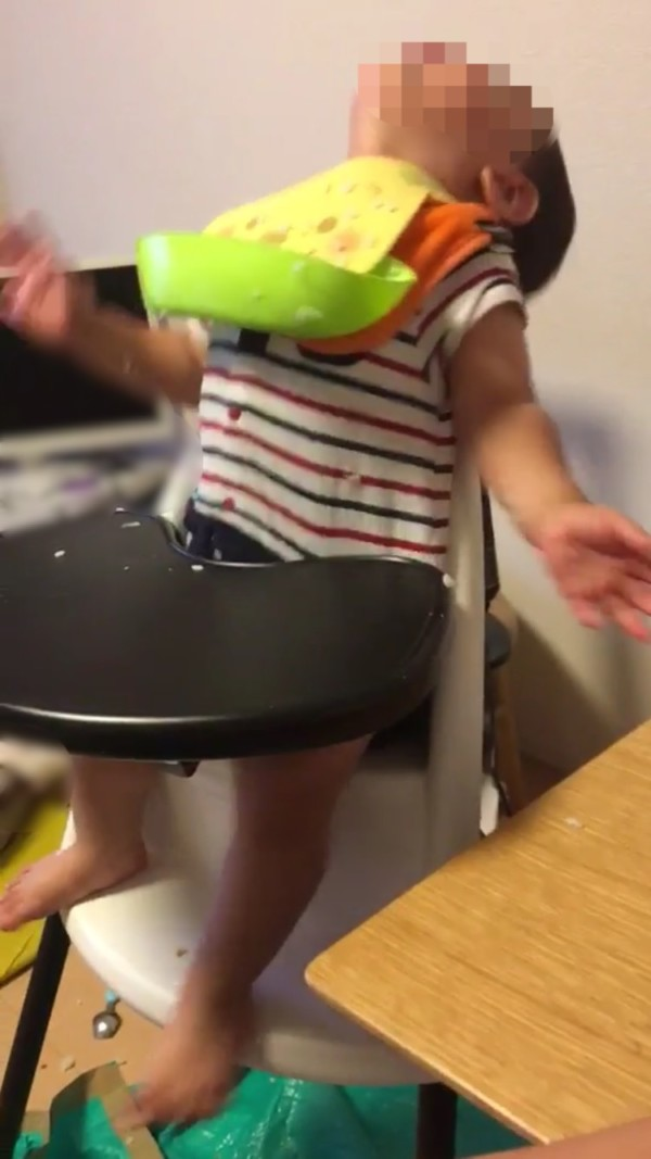 離乳食 ベビービョルン ハイチェア highchair