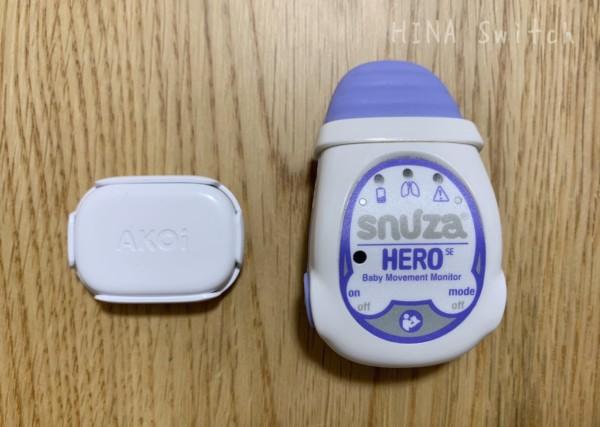 AKOi Heart アコイハート ベビーケアアラーム 赤ちゃん 呼吸 モニタリング アプリ スヌーザヒーロー 比較
