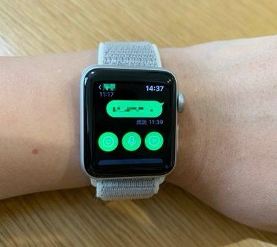 アップルウォッチ Apple Watch Series 3 ダイエット 育児