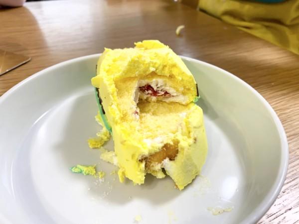 口コミ オーダーメイド 誕生日ケーキ 乗り物 男の子 ドクターイエロー 新幹線